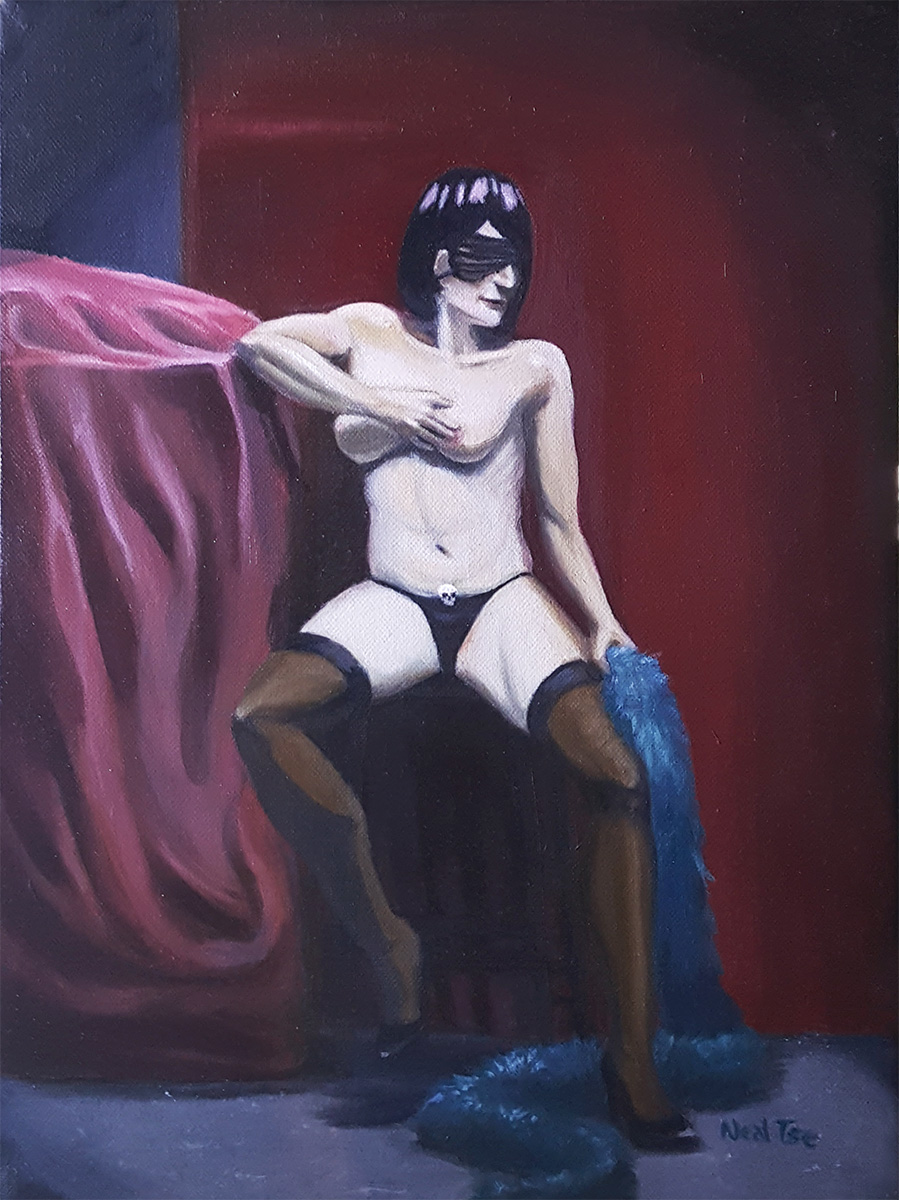 Risque Cabaret: NealJohnson